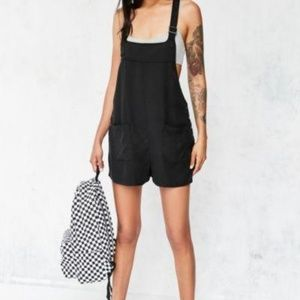 3374ae0ee17 BDG Pants - Urban Outfitters BDG Nicki Overall Romper